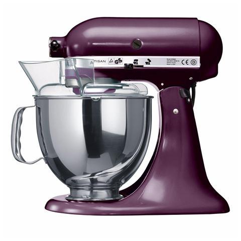 Image of 5KSM150PSEBY Robot da Cucina Planetaria Capacità 4.8 Litri Potenza 300 Watt Colore Viola