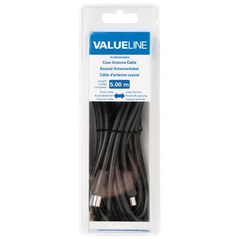 VALUELINE VLSB40000B50, 6 cm, 23 cm, 8 cm