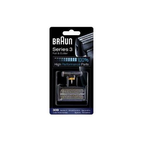 BRAUN COMBI7000 Lamina Smart Foil e Blocco Coltelli per Rasoio