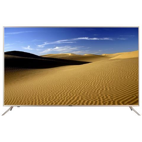 "HAIER TV LED Ultra HD 4K 55"" LE55U65000U Smart TV"