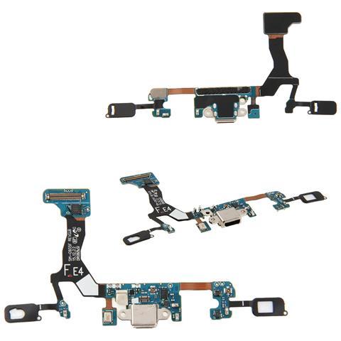 digital bay Ricambio Connettore Carica Flex Cable Porta Charging Dock Flat Per Samsung Galaxy S7 Edge Sm-g935f