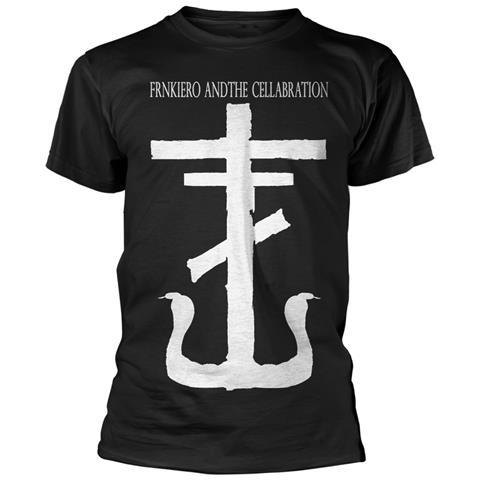 PHM Frank Iero - Cross (T-Shirt Unisex Tg. XL)