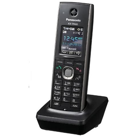 KX-TPA60, Nero, LCD