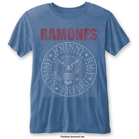 ROCK OFF Ramones - Presidential Seal (T-Shirt Unisex Tg. M)