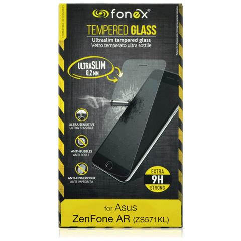 FONEX Screen Glass Ultraslim 0,2 Mm. Per Asus Zenfone Ar Zs571kl (1pz)