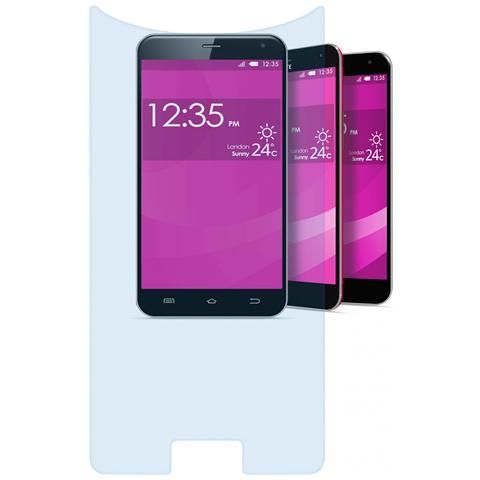 """CELLULAR LINE Pellicola protettiva in Vetro Temperato Universale per smartphone 5.7"""""""