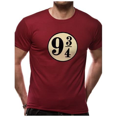 CID Harry Potter - Platform 9 3/4S (T-Shirt Unisex Tg. Xl)