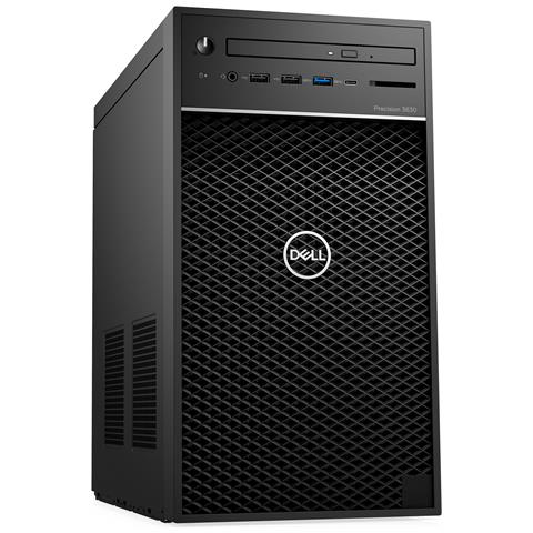 Image of Precision 3630 Intel Core i5-8500 Hexa Core 3 GHz Ram 8GB HDD 1TB DVD? RW 5xUSB 3.0 1xUSB 3.1 Windows 10 Pro