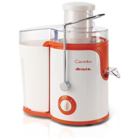 Centrika 175 Centrifuga Capacità 0.8 Litri Potenza 500 Watt Colore Bianco / Arancione