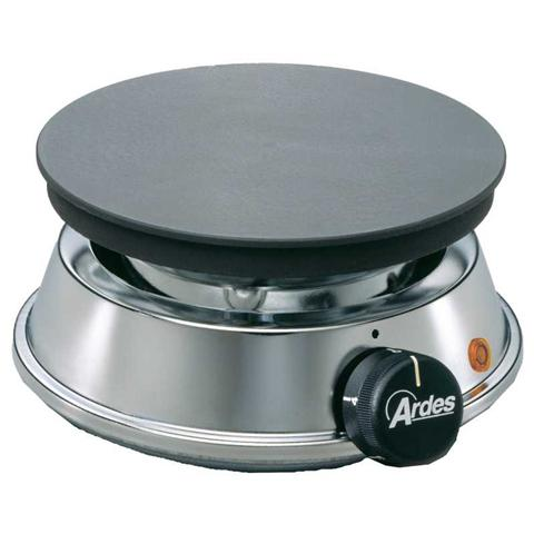 ARDES Brasero Fornello Elettrico 190 mm Commutatore 4 Posizioni Potenza 1200 Watt