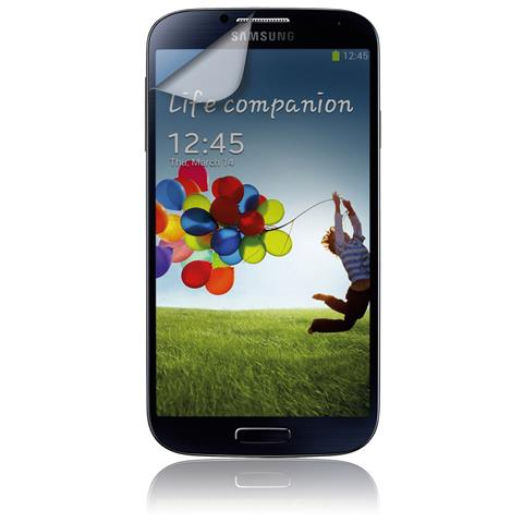 XQISIT SCREEN PROTECTOR ANTIRIFLESSO GALAXY S4 (conf. 1pz.)