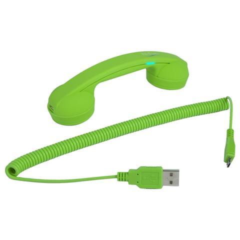 HI-FUN Hi-Ring Mini Cornetta Bluetooth - Verde
