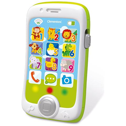 CLEMENTONI Smartphone Touch And Play