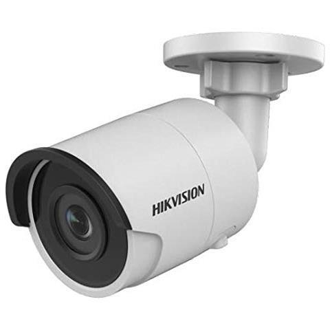 Telecamera di sicurezza IP DS-2CD2085FWD-I Ottica Fissa 4k Ultra HD 4mm Interno / Esterno
