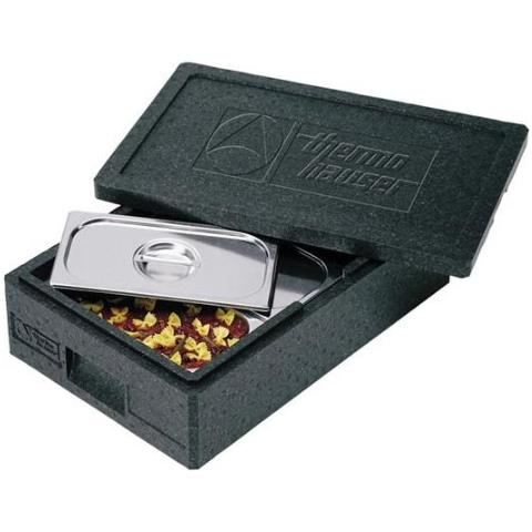 Box / contenitore Termico Professionale A Norma Haccp Made In Germany - 1/1 Cm 60*40*28