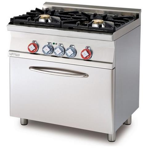 Cucina A Gas Professionale Afp / Cfm2-68gem