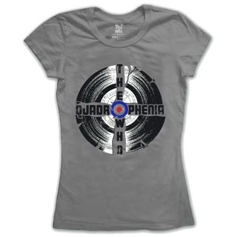 ROCK OFF Who (The) - Quadrophenia (T-Shirt Donna Tg. M)