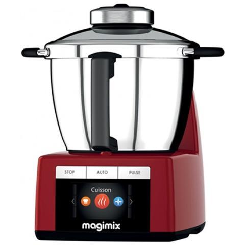 Robot da Cucina Cook Expert Multifunzione Capacità 3,5 L Potenza 900 W Colore Rosso