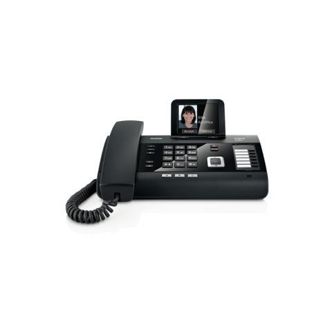 """Gigaset DL 500A Telefono fisso Display da 3,5"""" a colori Connessione bluetooth al cellulare per chiamte entranti e uscenti"""