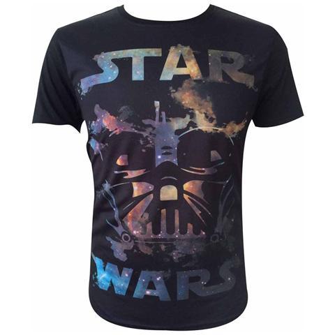 BIOWORLD Star Wars - Darth Vader All Over (T-Shirt Unisex Tg. S)
