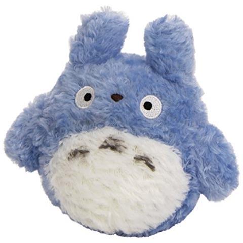 Desconocido Peluche Medium Totoro 10cm Blue Plush Toy