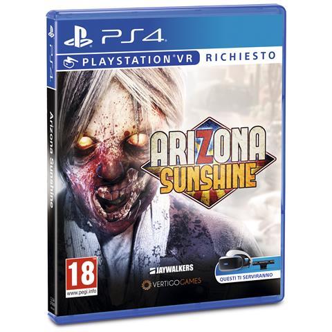 SONY PS4 - Arizona Sunshine VR (PS VR Richiesto)