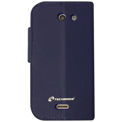 Techmade Copertura per Smartphone Blu CUST-C451-BLU