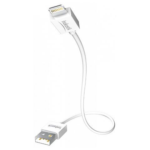 IN - AKUSTIK in-akustik Premium II Apple Lightning - USB 2,0 m