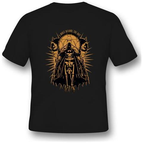 2BNERD Batman - I Must Become The Bat (T-Shirt Unisex Tg. S)