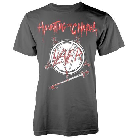 PHM Slayer - Haunting The Chapel (T-Shirt Unisex Tg. S)