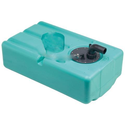 Serbatoio In Plastica Acqua Potabile E Acque Grigie Serbatoio Acqua In Plastica Lt. 77