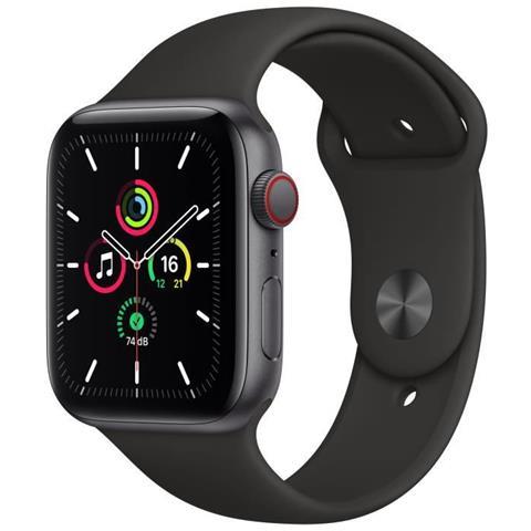 Apple Watch SE Gps + Cellular 44mm Nero