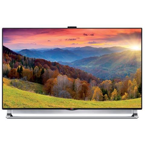 55LA970V TV Ultra HD 4K Direct LED 3D LED Ultra HD 4K Smart TV 1000 Hz 55 Skype HD PVR DVB T2 e SAT HD Wi Fi Web Browser