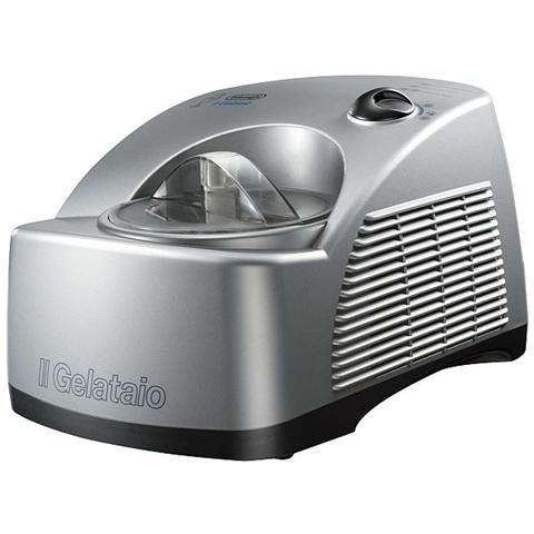 Il Gelataio ICK6000 Gelatiera Capacità 1.2 Litri Potenza 230 Watt Colore Silver - Europa