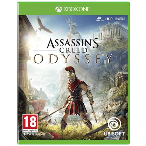 UBISOFT XONE - Assassin's Creed Odissey