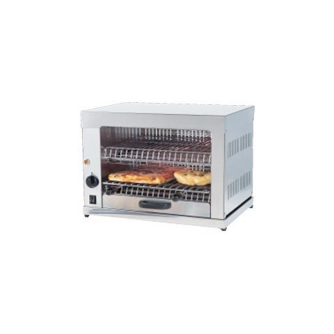 Tostiera Fornetto Panini Tostapane Maxi 3400 Watt Rs2060