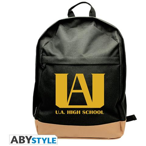 ABY Style My Hero Academia - Backpack ''u. a. Emblem''