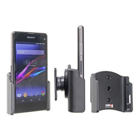 Brodit 511597 Interno Passive holder Nero supporto per personal communication