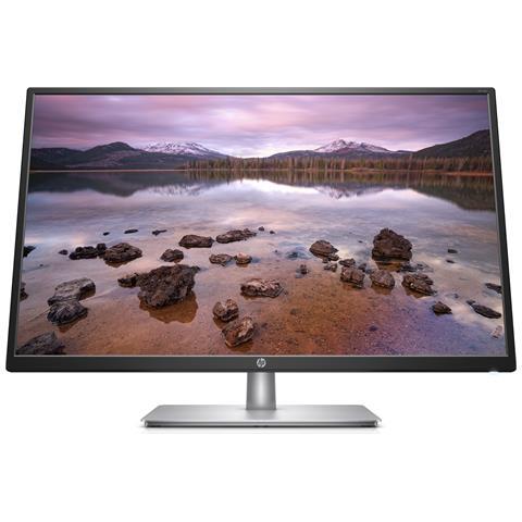 "HP 32S Monitor, 32"", 5ms, Full HD (1920x1080), IPS Retroilluminato a LED, Nero"