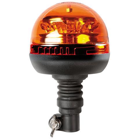 72992 Rl-8 Lampada Emergenza Con Luce Rotante A Led 12-24v