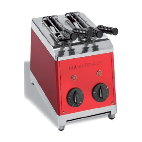 Tostiera Tostapane Tostafette Albergo Rosso 1300 Watt Rs2087