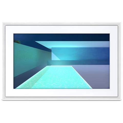 Cornice Digitale Meural Display HD 27'' Wi-Fi / Bluetooth Colore Bianco