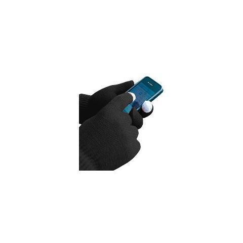 GOOBAY I-TABLET-GMBK - Guanti per Touch screen Nero taglia M