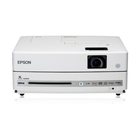 EPSON Proiettore EB-W8D, Sistema Home Entertainment comprensivo di videoproiettore