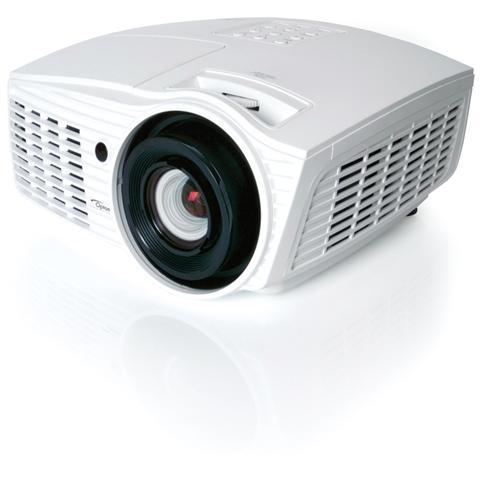 OPTOMA Proiettore HD161X DLP 3D Full HD 2000 ANSI lm Rapporto di Contrasto 40000:1 HDMI VGA