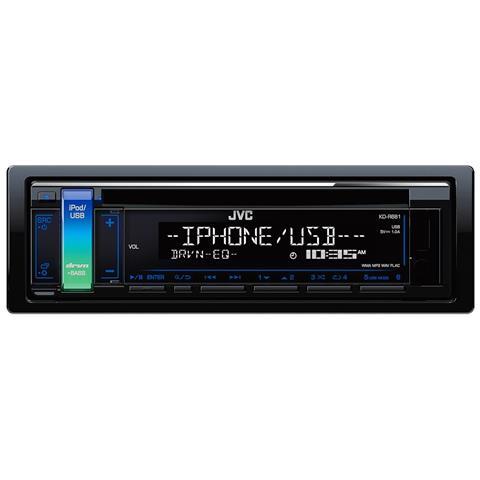 JVC KD-R681 Sintolettore CD / MP3 / USB colore Blu
