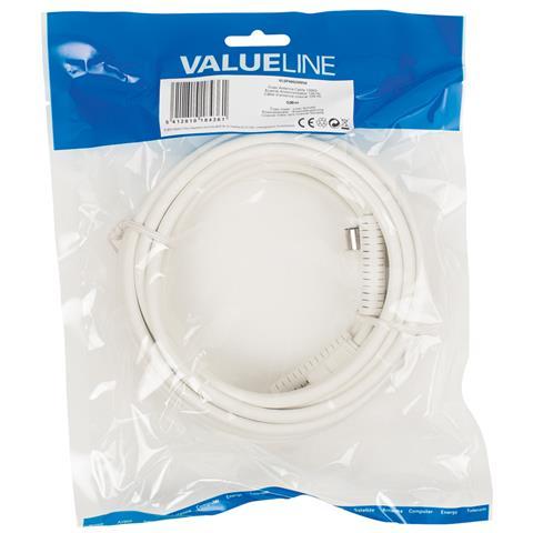 VALUELINE VLSP40020W50, 4 cm, 19 cm, 17 cm, Coax, Coax