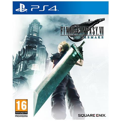 SQUARE ENIX PS4 - Final Fantasy VII Remake