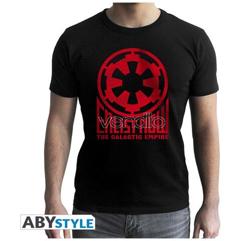 ABYSTYLE T-Shirt Star Wars - Enlist Now Empire M