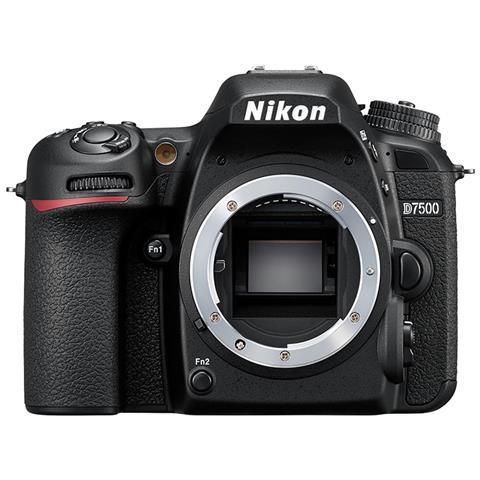 Fotocamera Reflex D7500 Nero
